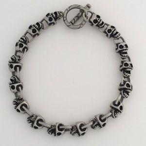 Skull Men's Bracelet